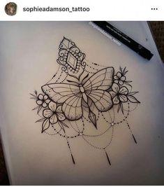 Es notitle) -Dimitri Varniere- # Dimitri - New Ideas - Hand Tattoo, Forearm Tattoos, Body Art Tattoos, Small Tattoos, Sleeve Tattoos, Tatoos, Butterfly Mandala Tattoo, Butterfly Tattoo Designs, Mandala Sternum Tattoo
