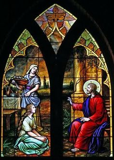 Saint Martha…Pray for us!  An opportunity to pray for each other over at Suscipio.