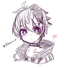Vocaloid/V Flower   @/maima_i0136