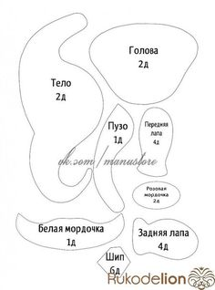 игрушка кукла Тильда ВЫКРОЙКИ