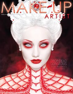 Current Issue - Makeup Artist Magazine Issue 98