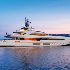 This Superyacht Was Built for Charter