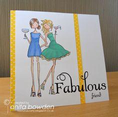Neet & Crafty: Fabulous Friend