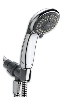 water pik shower heads for low water pressure  The Best Shower Heads for Low Water Pressure