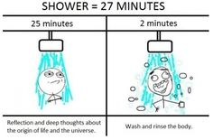 hehe, this is so me if I have time!