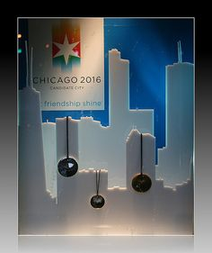 "Do ""Made in Detroit"" window  Or just the Detroit skyline with jewelry tiffany's store windows 