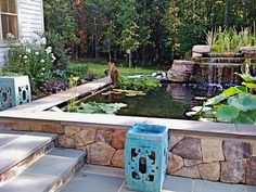 Contemporary Outdoors from Virginia Rockwell on HGTV