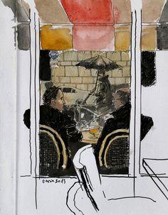 Paris Illustration, Maps, Abstract, Artwork, Summary, Work Of Art, Auguste Rodin Artwork, Artworks, Map