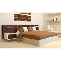 Respaldo Paris Camas King, Furniture, Beds, Bedrooms, Home Decor, Wood Beds, Bed Base, Alcove, Master Bedroom