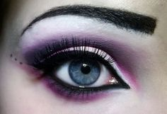 From a place were you are hurt because the way you look http://www.makeupbee.com/look.php?look_id=54277