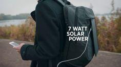 Swiss Peak Eclipse Solar-Rucksack - #Werbeartikel