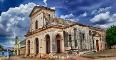 Resorts, Notre Dame, Scene, Mansions, House Styles, Building, Trinidad Cuba, Travel, Beautiful
