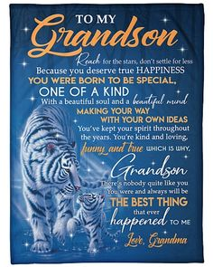 Shop for unique Grandson apparel and homegoods on CoolGrandmaStore. Find the perfect Grandson t-shirts, mugs, posters, phone cases, and more. Mommy Quotes, Family Quotes, Life Quotes, Qoutes, I Love You Quotes, Love Yourself Quotes, Quotes For Kids, Card Sayings, Friend Sayings