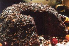 Receita de Bolo Chiffon de Chocolate | Doces Regionais