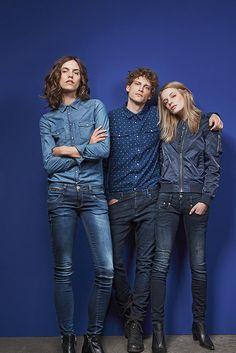 Coole Jeans und Jenshemden Kombination