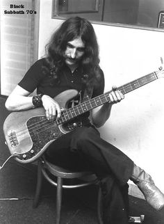 Without a doubt one of the most iconic and best bass players of all time! Your sound, rhythm, and bass lines are bloody brilliant. You paved the way for all bass players but especially in and music ! Hard Rock, Rock N Roll, Afro, Geezer Butler, Rush Band, James Dio, Grunge, Judas Priest, Ozzy Osbourne