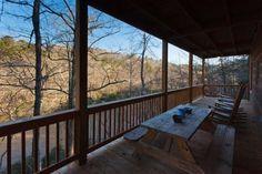 Waterfront cabin - Ellijay GA cabin rentals - Blue Sky Cabin Rentals