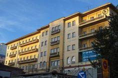 Ο Χάρτης της Πόλης: Καραβάν Σαράι -Το παλιό Δημαρχείο Thessaloniki, Greece, Multi Story Building, Mansions, Country, House Styles, City, Beautiful, Greece Country