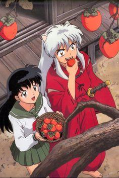 Inuyasha Funny, Inuyasha Fan Art, Inuyasha And Sesshomaru, Kagome And Inuyasha, Miroku, Kagome Higurashi, Manga Anime, Anime Art, Me Me Me Anime