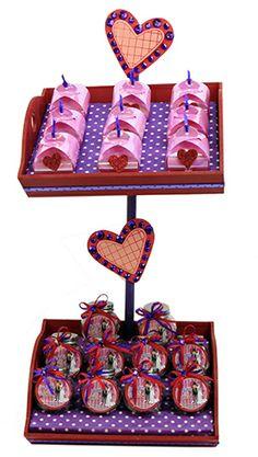 Despachador de dulces para Despedida de Soltera. Dulceros/Recuerdos