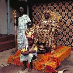 Last Kings of Africa: Oseadeeyo Addo Dankwa III, King of Akropong-Akuapem #Ghana