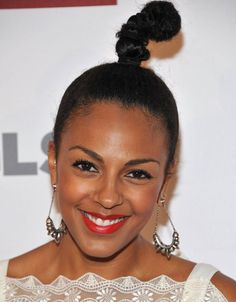 Pin for Later: 33 Stars Who Know How to Rock Red Lipstick Marsha Thomason