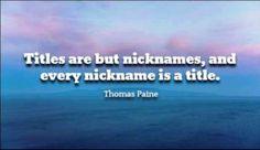 quotes of thomas paine