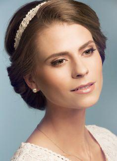 Natürliches Braut Make up by make it up.ch