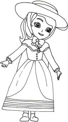 6 sofia the first printable coloring sheets hispana global sofia the first coloring pages to