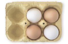 We were able to secure one of the last shipments of freeze-dried eggs in the wake of the most recent bird flu that has caused a nationwide egg shortage.