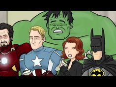 How The Avengers Should Have Ended-CZ titulky