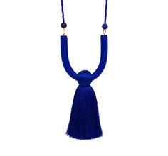 "Сотуар ""Tassel Blue"" от ASMI в магазине «NOLA Concept Store» на Ламбада-маркете"