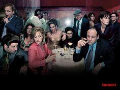 Les Soprano, mafieux, drôles, un brin déjantés. Chez nous,  leurs alter egos s'appellent les Costello: une famille de brocanteurs un peu voleurs, mais surtout vampires à plein temps.