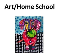 http://www.pinterest.com/heidicampbell/art-home-school/