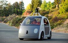 ¡Contamos los días para que podamos ver el coche de Google por las calles!