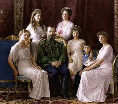 https://flic.kr/p/nfvHqS | Romanov Family 1913