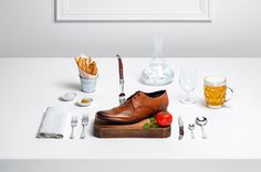 Photography: Sam Hofman shoots a Ted Baker campaign with flair and humour