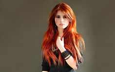red haired girls - Google Search