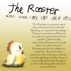 The Rooster - 10th Sign