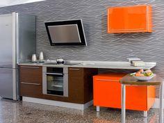 XY Cozinha Folha de Sucupira Natural ¨¨ XY Kitchen Natural Sucupira Wood Veneer ¨¨ XY Cuisine Placage Coeur Dehors Naturel