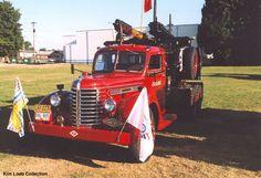 Kim Loeb Diamond T & Reo Truck