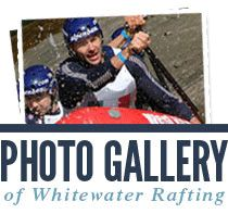 View Whitewater Rafting Photo Gallery