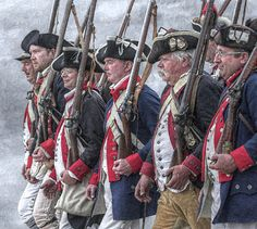 American Revolution Soldiers   American Revolutionary War Soldiers Digital Art - American ...