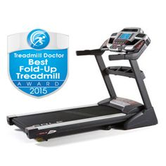 Sole F85 Treadmill Review - The best foldup on the planet! The best you can do in the fold up field and our winner for Best Folding Treadmill!