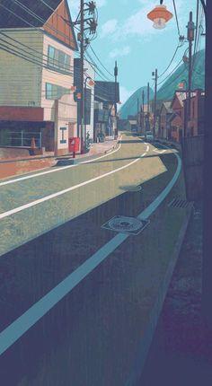 Robh Ruppel #japan #graphicJapan #art #illustration #design