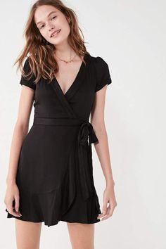 64356666bb0505 Shop Kimchi Blue Rita Wrap Dress at Urban Outfitters today. We carry all  the latest styles