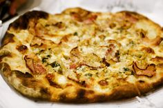 The 15 best pizza slices in America: White clam pie @ Frank Pepe's in New Haven, CT