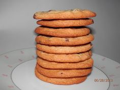 Jazzy Allergy Recipes: Egg Free, Dairy Free, Nut Free Perfect Chocolate Chip Cookies