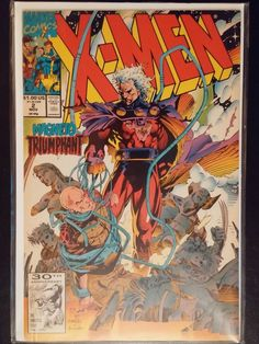 X-Men #2 (Nov 1991, Marvel)