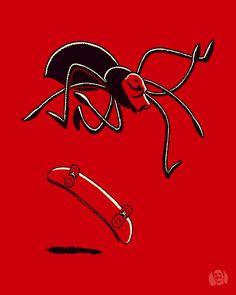 The Spider Flip